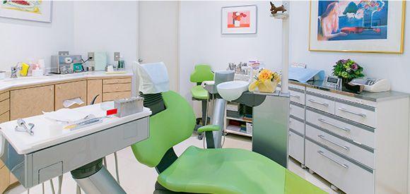 くつろぐことができる清潔な空間完全予約制の個室を準備